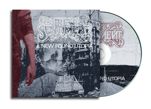 "Image of Ire & Sentiment - ""A New Found Utopia"" CD"