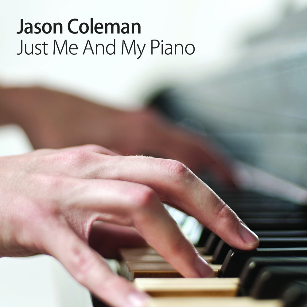 Image of Just Me And My Piano CD