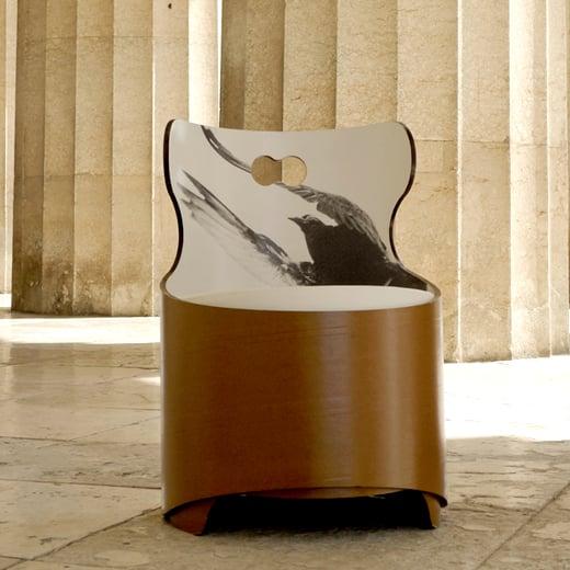 Image of TONDA Cellulose Armchair – ZUEK <br>€<strike>793.00</strike>