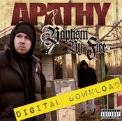 Image of [Digital Download] Apathy - Baptism By Fire - DGZ-003