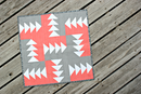 Image of Electrify Mini Quilt #102, PDF Pattern