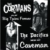 "Image of Thee Cormans / The Pacifics - ""Split"""