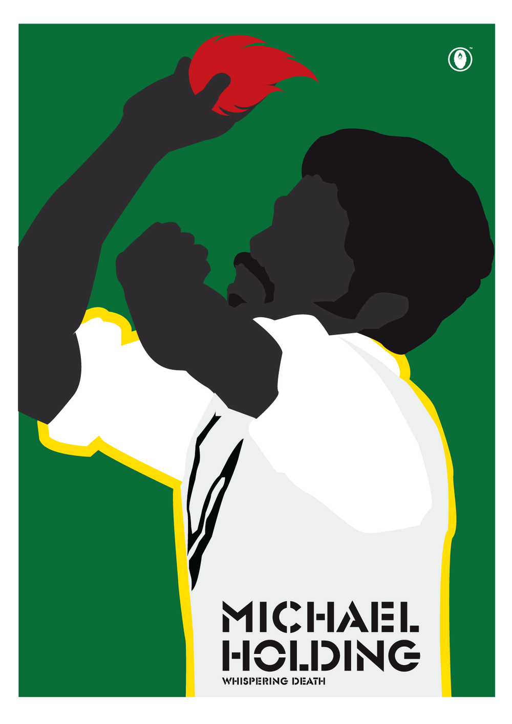 Image of 'MICHAEL HOLDING'