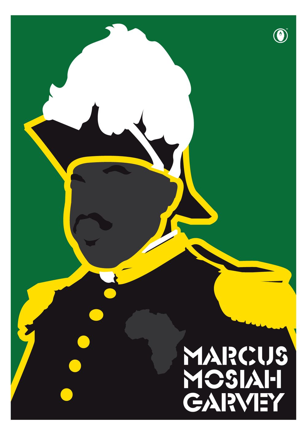 Image of 'MARCUS GARVEY'