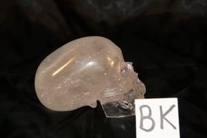 Image of Crâne Cristal de Quartz 0,590 kg