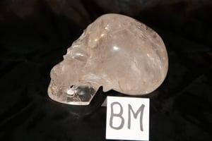 Image of Crâne Cristal de Quartz 0,934 kg