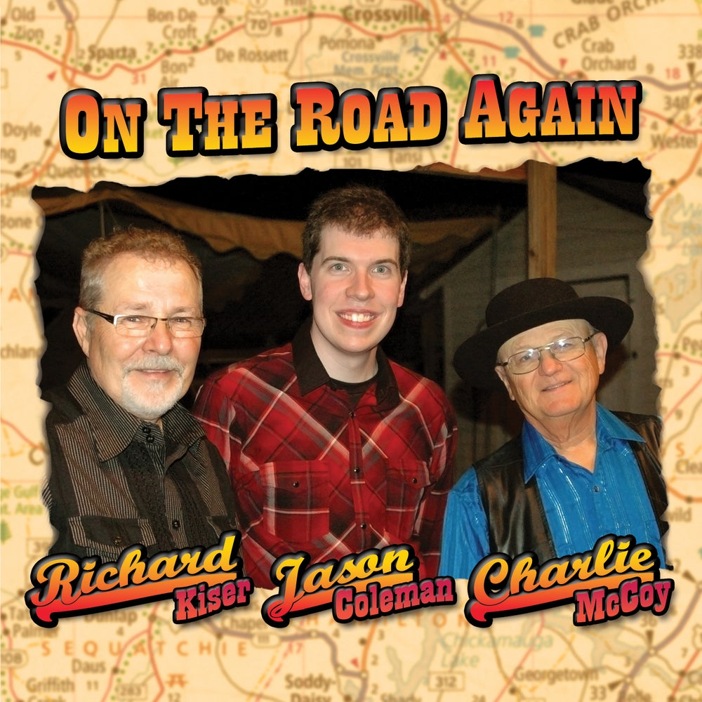 Image of On The Road Again CD