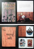 Image of A5 full colour zines