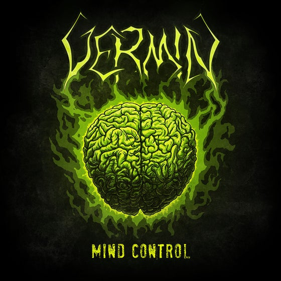 Image of Vermin - Mind Control (CD - Digipak)