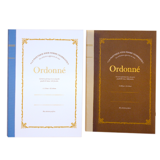 Image of Ordonné Notebooks