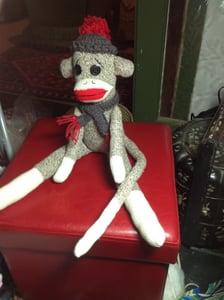 Image of Original Sock Monkey Large