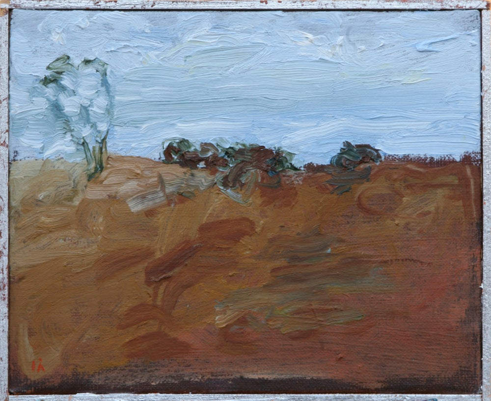 Image of Coastal land II
