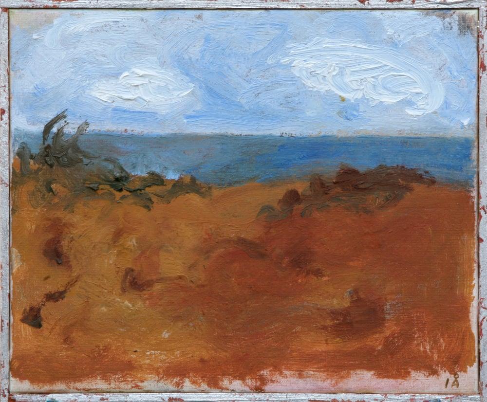 Image of Coastal land IX