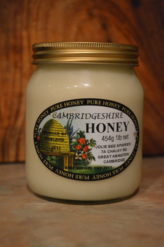 Image of Pure Cambridgeshire Set Honey 1lb