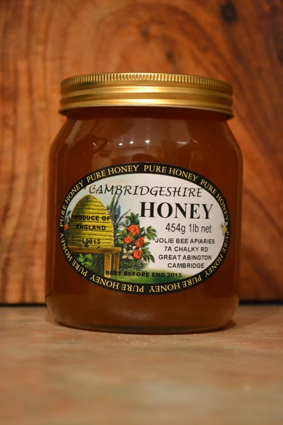 Image of Pure Cambridgeshire Runny Honey 1lb