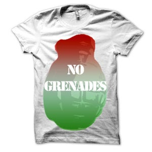 Image of No Grenades Tee (NEW)