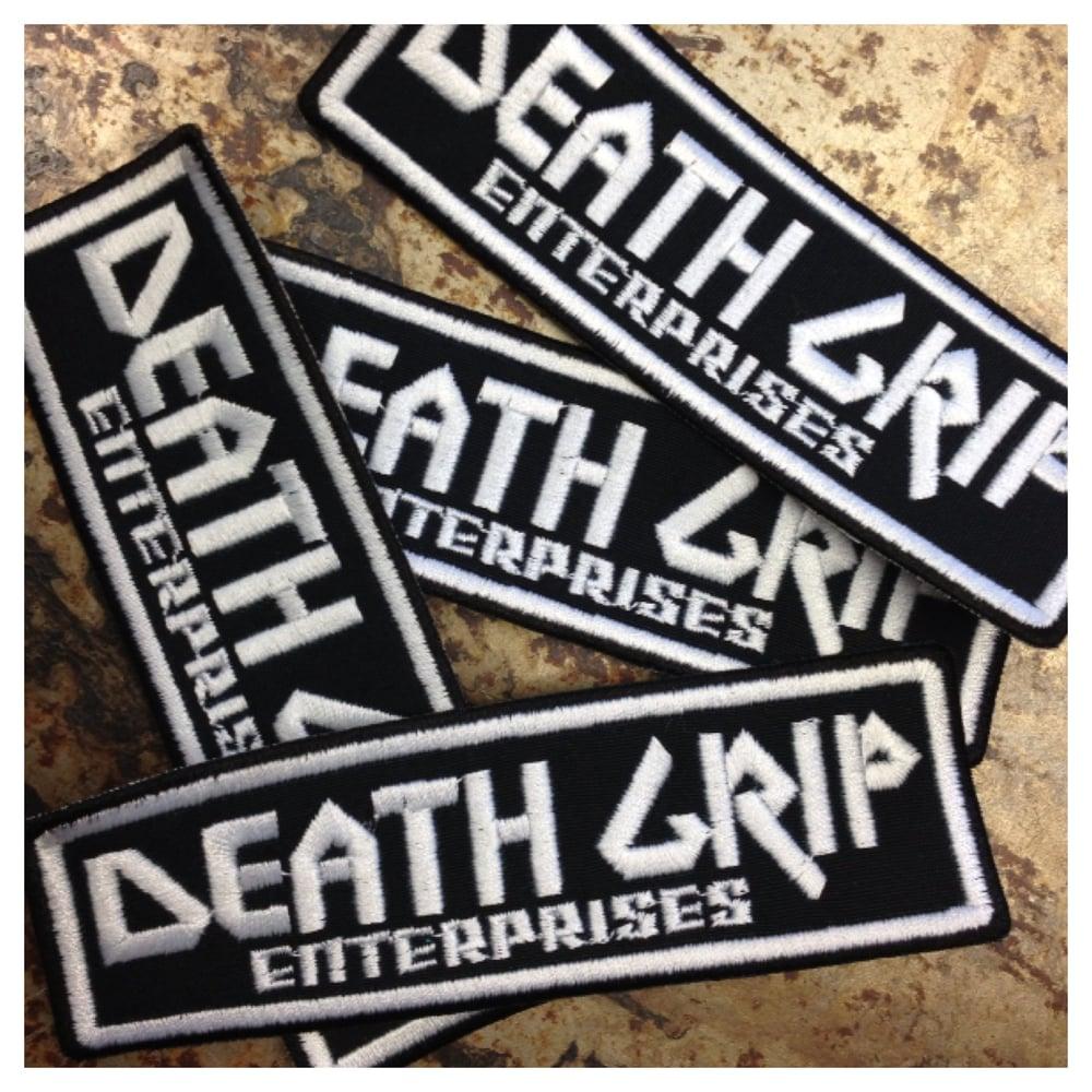 Image of Death Grip Enterprises Patch