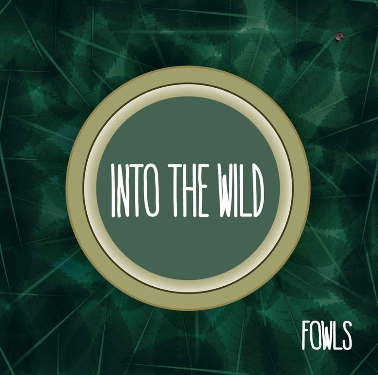 Image of Fowls - Into The Wild - CD