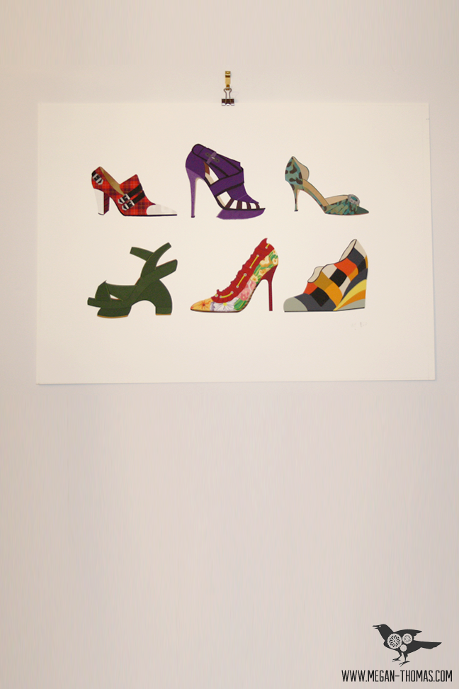 Image of Des chaussures