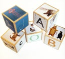 Image of Animal Alphabet blocks