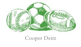 Image of Sports Calling Card