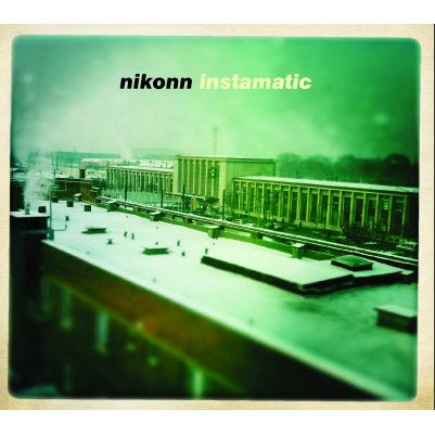 "Image of NIKONN ""Instamatic"" CD album"