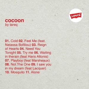 Image of CDUN24 Tareq:Cocoon CD