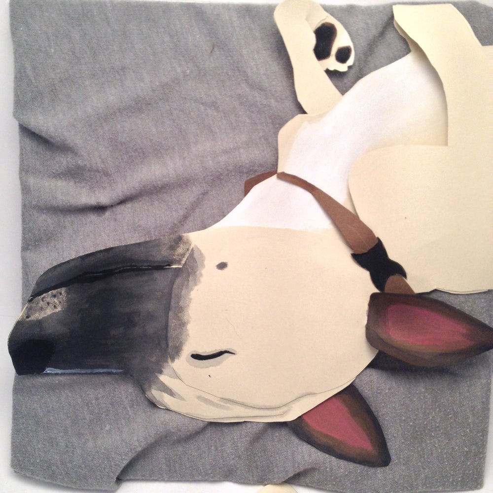Image of Layered Paper Pet Portraits