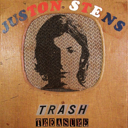 "Image of Juston Stens - Trash or Treasure 12"" vinyl (black)"