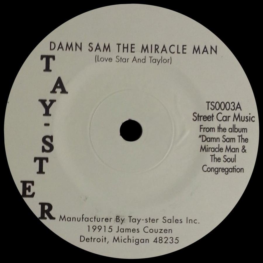 Image of TS-0003 DAMN SAM