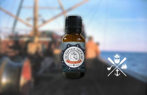 Image of Captain Cat's Conditioning Beard Oil