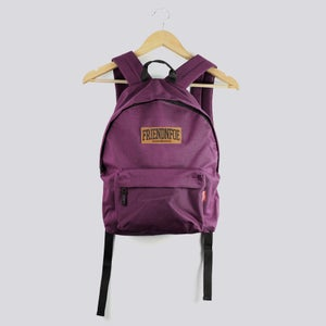 Image of The Maroon Backpack