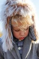 Image 3 of ARCTIC trapper hat pdf pattern (kids)