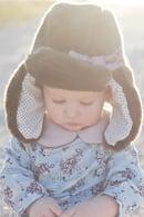 Image 1 of ARCTIC trapper hat pdf pattern (kids)