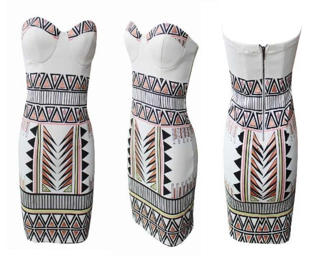Image of Aztec Dress