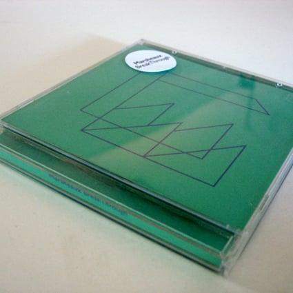 Image of CDUN20 MARSHEAUX:                    Breakthrough EP CD