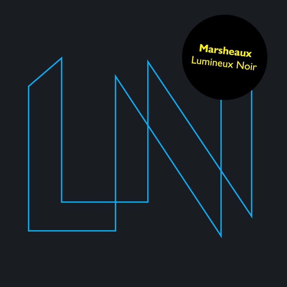 Image of CDUN16 MARSHEAUX:             Lumineux Noir CD
