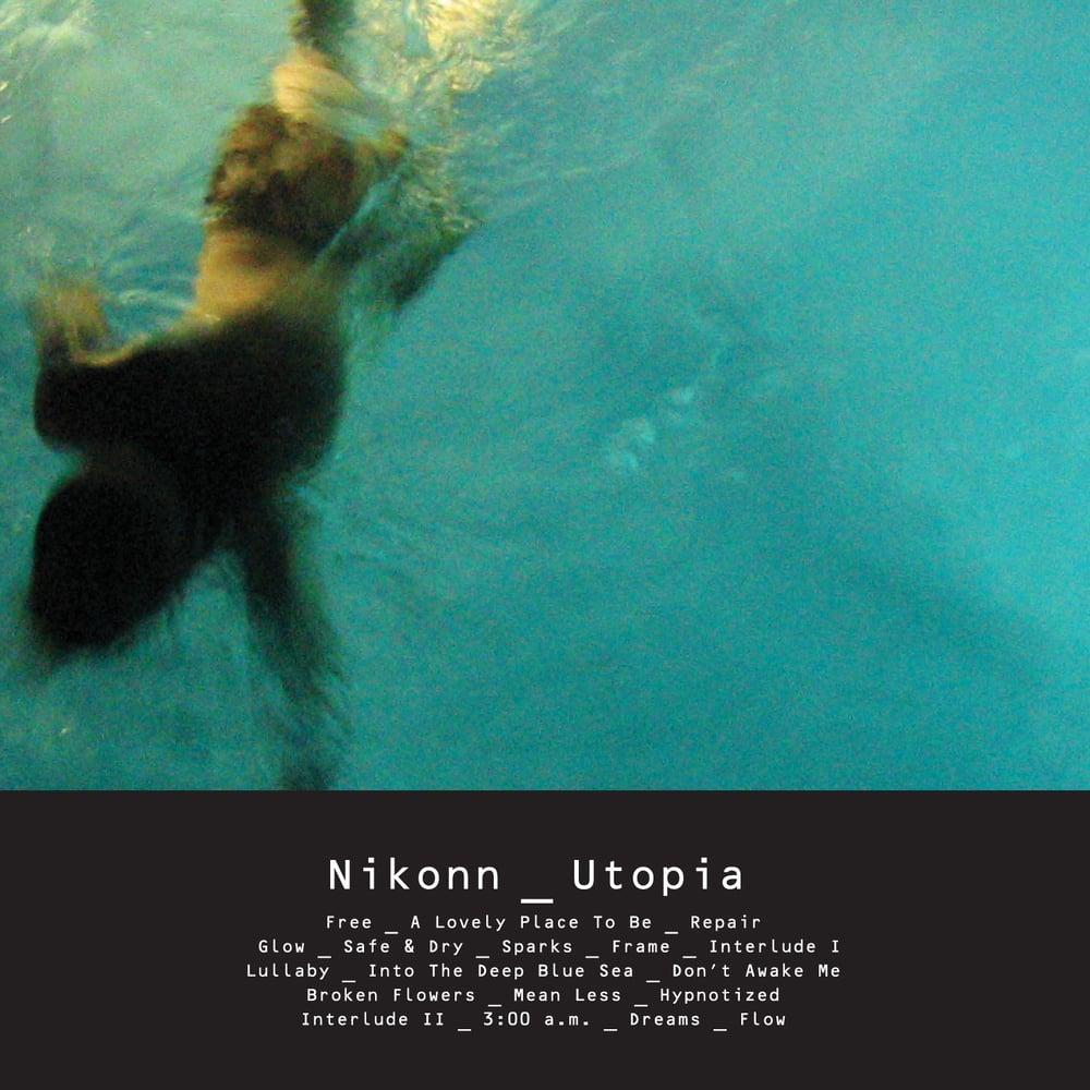 Image of CDUN13 Nikonn:Utopia CD