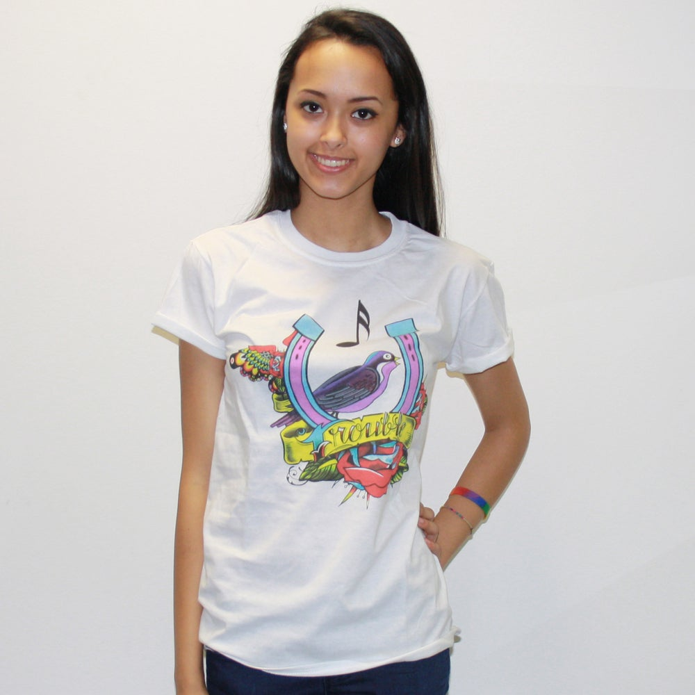 Image of 'Trouble' T-Shirt by Henry Hate