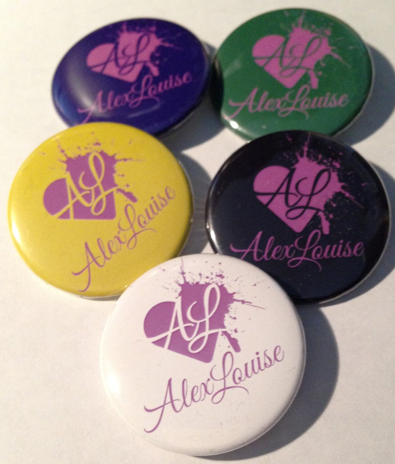 Image of Alex Louise Badges Package