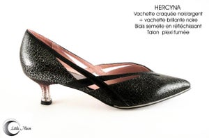 Image of HERCYNA Noir Argenté