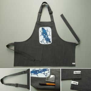 "Image of apron for kids ""Polar Bear"""
