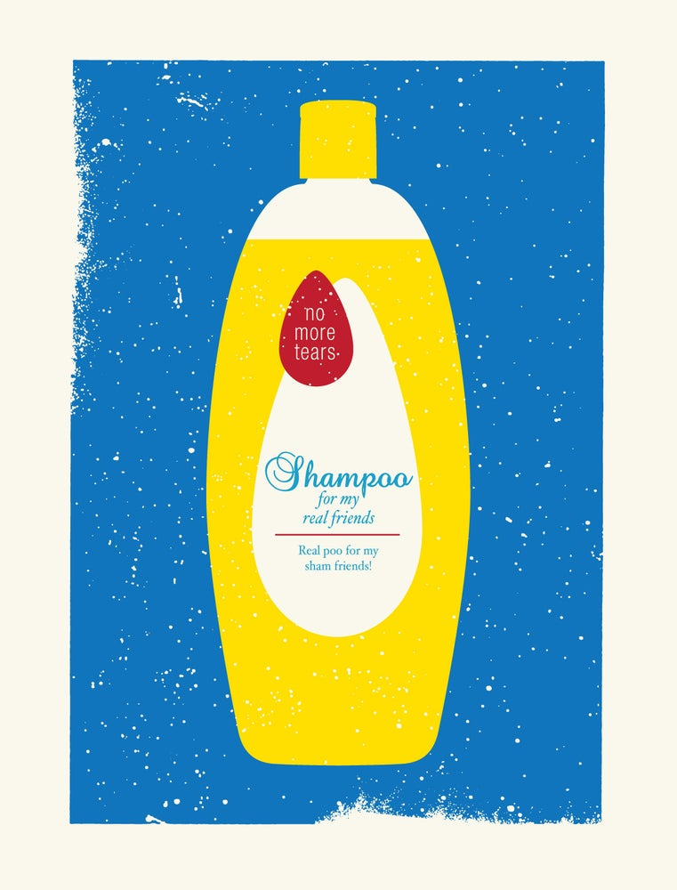 Image of Shampoo for my real friends