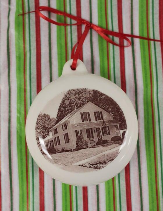 Image of Custom House Ornament