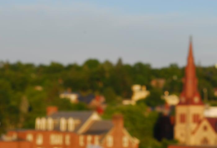 Image of Burlington by Ric Kasini Kadour