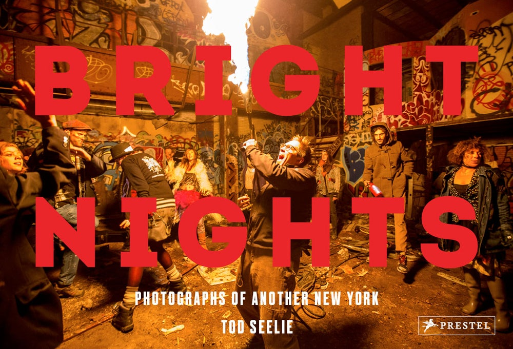 Image of BRIGHT NIGHTS Photographs of Another New York