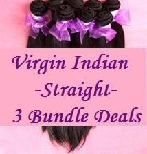 Image of Virgin Indian Straight 3 Bundle Deals