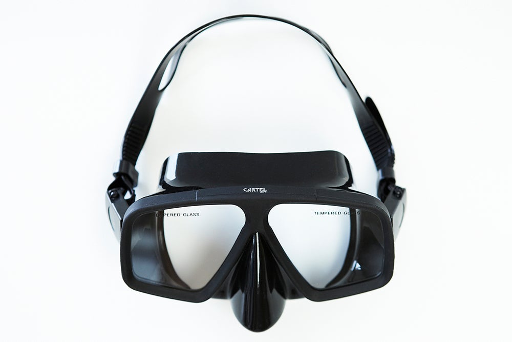 Image of Cartel Dive Pacific Mask
