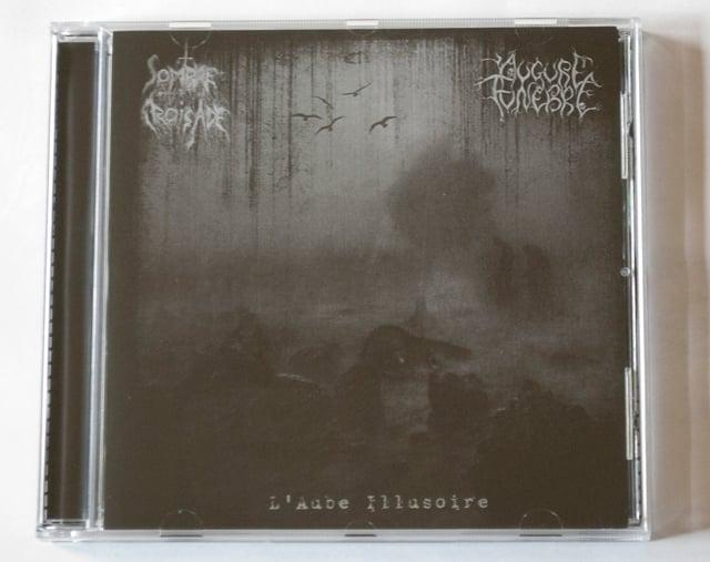 Image of Split : L'Aubre Illusoire (CD)