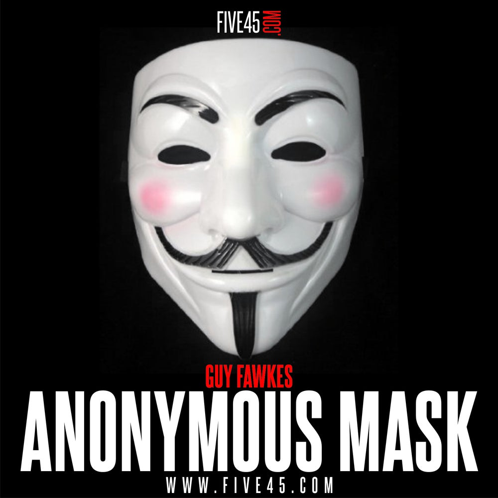 Image of Anonymous Mask